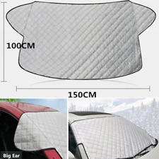 Car Windshield Snow Cover Front Windscreen UV Sun Shade Dust Frost proof Protect