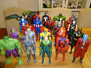 """MARVEL Avengers Titan Hero 12"""" Series YOU CHOOSE DISCOUNTS FOR  MORE THAN ONE."""