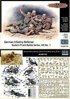 q Master Box MB35102 - Fanteria Tedesca Fronte Orientale (1941-42)  (Scala 1/35)