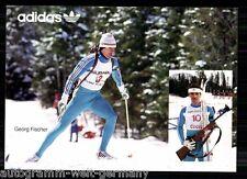 Georg Fischer ORIG. Sign. 80er anni Top AK +a9194 + a 66168