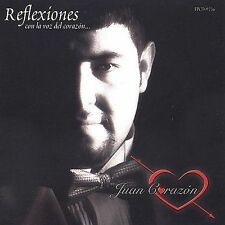 Reflexiones by Juan Corazon (CD, Dec-1998, Fonovisa)