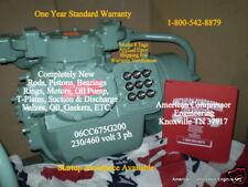 Carrier Compound Cooling Compressor 06CC675E200