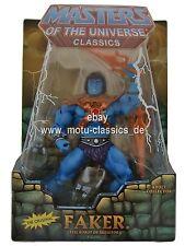 Faker 2010 MOTU 2. Auflage Masters of the Universe Classics He-Man MOC NEU&OVP