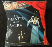 The Phantom of the Opera Novel Movie Throw Pillow Cushion Case/Cover Xmas Gift