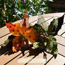 Poinsettias fleurs deco automne noel loisirs creatifs, scrapbooking,dragées