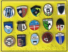 NEW 15 pins ITALY football clubs pins metal badges football pins ITALY football