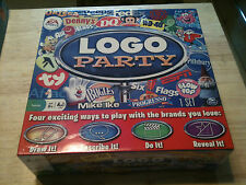 LOGO Party Game- New- unopened
