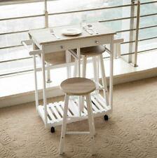 Rolling Kitchen Trolley Cart Storage Cabinet Utility Furniture cabine
