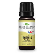 Plant Therapy Jasmine Absolute 10 mL (1/3 oz) 100% Pure, Undiluted