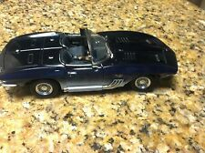 1961 Mako Shark Diecast 1/18 scale car 68802 die cast corvette used convertible