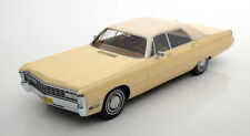 BoS 1971 Chrysler Imperial Le Baron 4 Door Creme LE of 1000 1:18 Rare Find!*New!