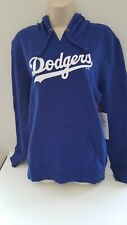 NEW!  Women's Los Angeles Dodgers Pullover Sweatshirt from `47 Brand- Size XL