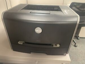 Dell 1720DN laser Printer Nice clean hardly used and turns on fine and solid!