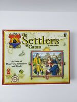 NEW The Settlers of Catan Board Game 483 Mayfair by Klaus Teuber FACTORY SEALED