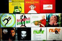 Dieter Nuhr W. Droste H. Evers Ceylan 19 CD Comedy Kabarett Hörbuch KONVOLUT NEU