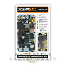 ScrewMat for Apple iPhone 6S Magnetic Screw Locator Mat Repair Tool Magnet