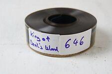 Kino Trailer KING OF DEVIL'S ISLAND Norwegen 2010 Trailer 35mm Film Movie N646