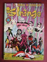Strange No No 211 Juillet 1987 Lug X Men Spiderman Stan Lee Marvel Tbe
