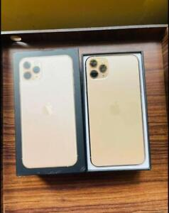 Used iPhone 11 pro max Gold 256GB