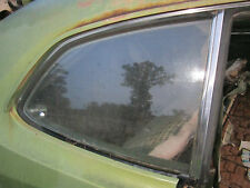 1971 PLYMOUTH DUSTER REAR QUARTER WINDOW RIGHT PASSENGER LEFT DRIVER 71