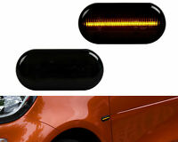 PREMIUM LED SEITENBLINKER BLINKER SMOKE SET Smart ForTwo Typ 453 SB23