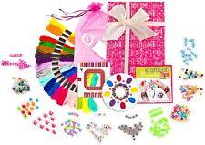 Friendship Bracelet Making Kit - Jewelry Maker Bracelet Kit for Girls Ideal Gift