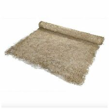 Erosion Control Straw Blanket Outdoor Garden Landscape Weed Barrier Fabric Cover