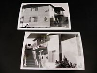 Coronado CA California RPPC Real Photo # 362 Orange 1950's San Diego Area Car 2