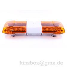 LED LEUCHTBALKEN MIT 12V 120 x 34cm Rundumlicht Warnleuchte Rundumleuchte