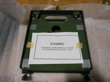 RAYTHEON MOUNTING BASE ELECTRICAL PART # 812097-803  NSN: 5975-01-192-0722