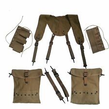 WW2 US Army Combat Medic Equipment Field Kit Sus