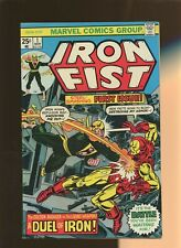Iron Fist 1 FN/VF 7.0 *1 Book* VS Iron Man! 1st Steel Serpent!