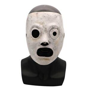 Latex Mask Headgear Halloween Party Costume Props Slipknot Corey Taylor Cosplay