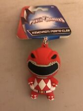 Red Ranger - 2017 Monogram Figural Collectors 3D Saban's Power Rangers Keyring