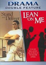 Stand and Deliver/lean on Me 0012569837706 With Patrick Baca DVD Region 1