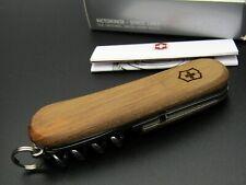 Schweizer Taschenmesser VICTORINOX EVOWOOD 10, EVO WOOD, swiss army knife