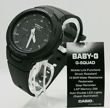 ✅ Casio Baby-G BSA-B100-1AER Step Tracker Bluetooth® Smart ✅