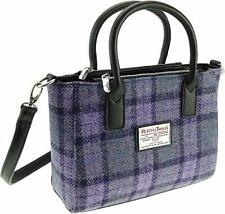 Ladies Authentic Harris Tweed Small Tote Bag Brora LB1228 COL89