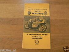 1972 INTERNATIONALE OLOF RACES CIRCUIT BEEKSE BERGEN TILBURG 3-9-1972