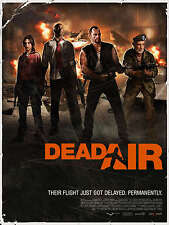 LEFT 4 DEAD LAMINATED MINI A4 SIZE POSTER DEAD AIR