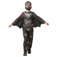 Boys Deluxe Battlesuit Hiccup Costume How To Train Your Dragon 3 Outfit