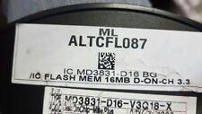 LOT OF 5 PCS. MSYS MD3831-D16-V3Q18-X Mobile Diskonchip Plus 128Mbits 1.8V I/o