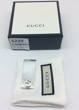 Gucci Money Clip Stirling Silver 925