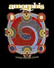 AMORPHIS cd cvr UNDER THE RED CLOUD Official SHIRT XL new
