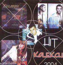 HIT kolekcija 2004 CD-Best Hit Music colonia Vesna Nina Ivana Marija Trik FX