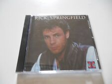 "Rick Springfield ""Living in Oz"" Rare AOR cd"