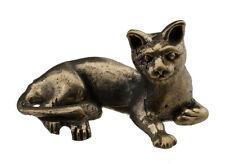 AMULETTE CHAT-AMULET THAI  CAT- TALISMAN PETERANDCLO I 26-6560