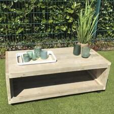 Mesas de centro rectangular rectangulares color principal beige para el hogar