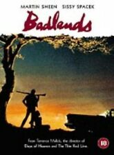 Badlands 7321900160865 With Martin Sheen DVD Region 2