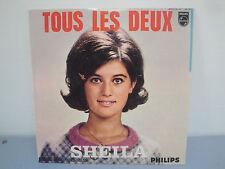 Vinyle 45 Tours - Sheila - Tous les Deux